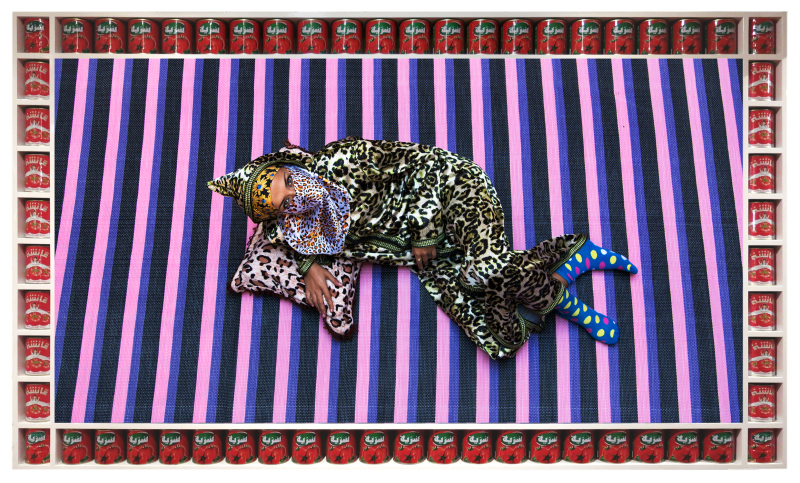 © Hassan Hajjaj, 2014, 1435, Courtesy of the Artist and Alia Al-Senussi