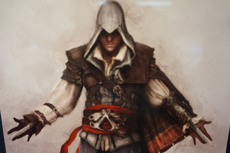 Behind the game - Assassin's Creed - Gaîté Lyrique (15)