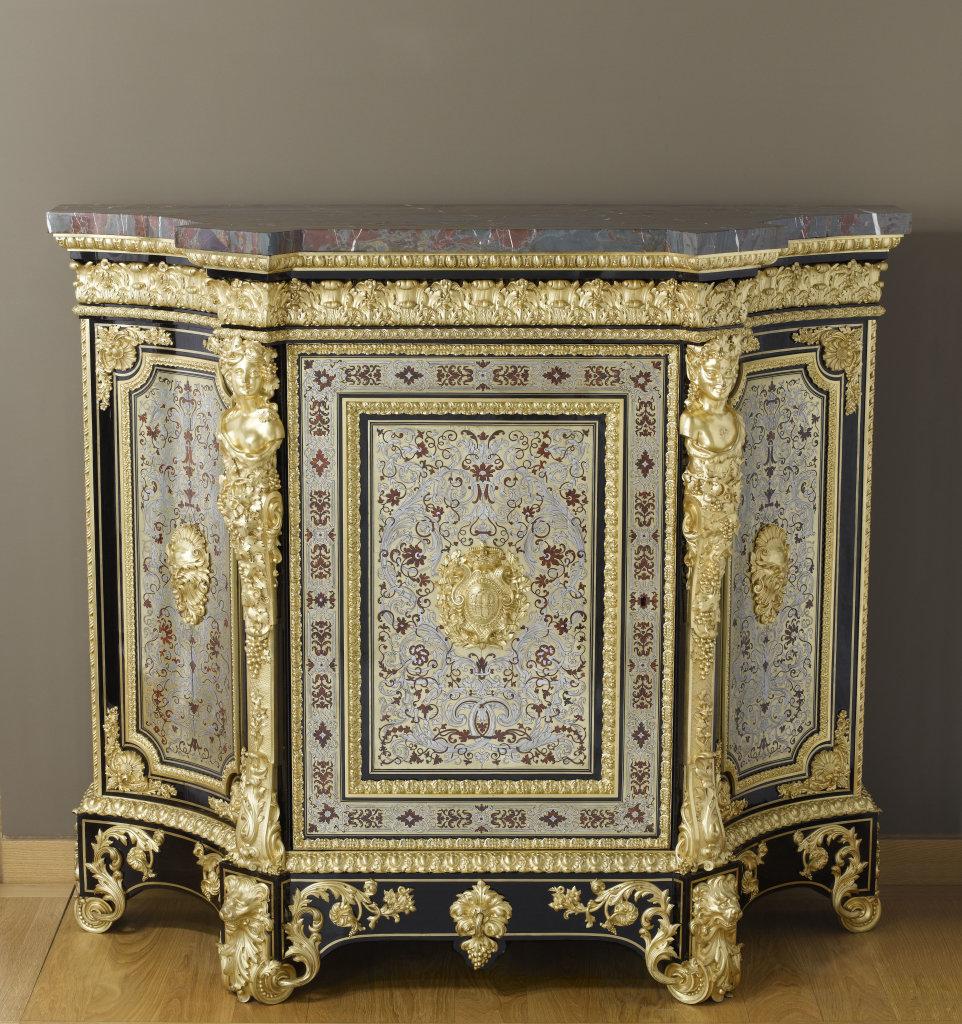 Bellangé, Questel, meuble d'appui pour la salle à manger du duc d'Orléans
