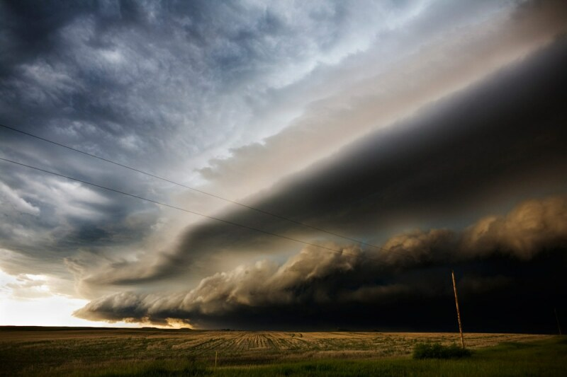 © Camille Seaman, The Big Cloud