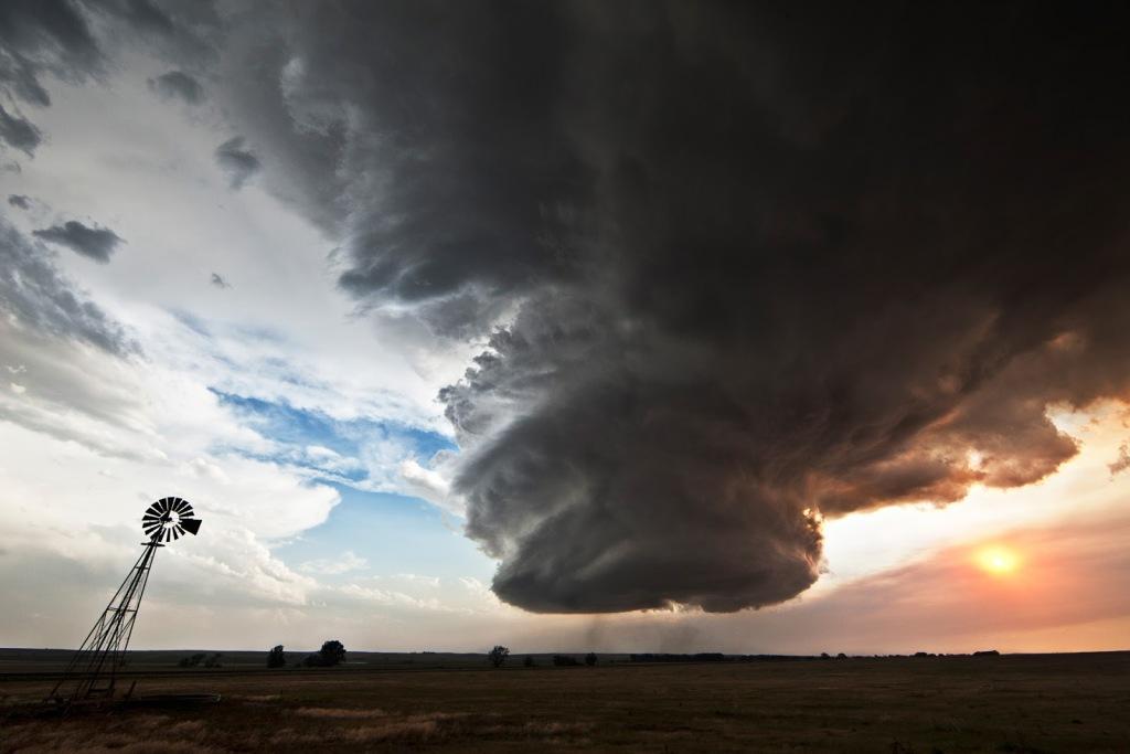© Camille Seaman, The Big Cloud series