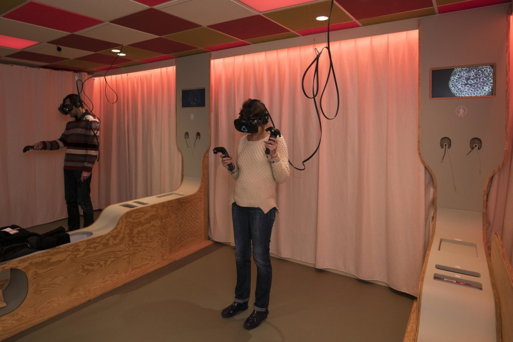 Cabinet VR