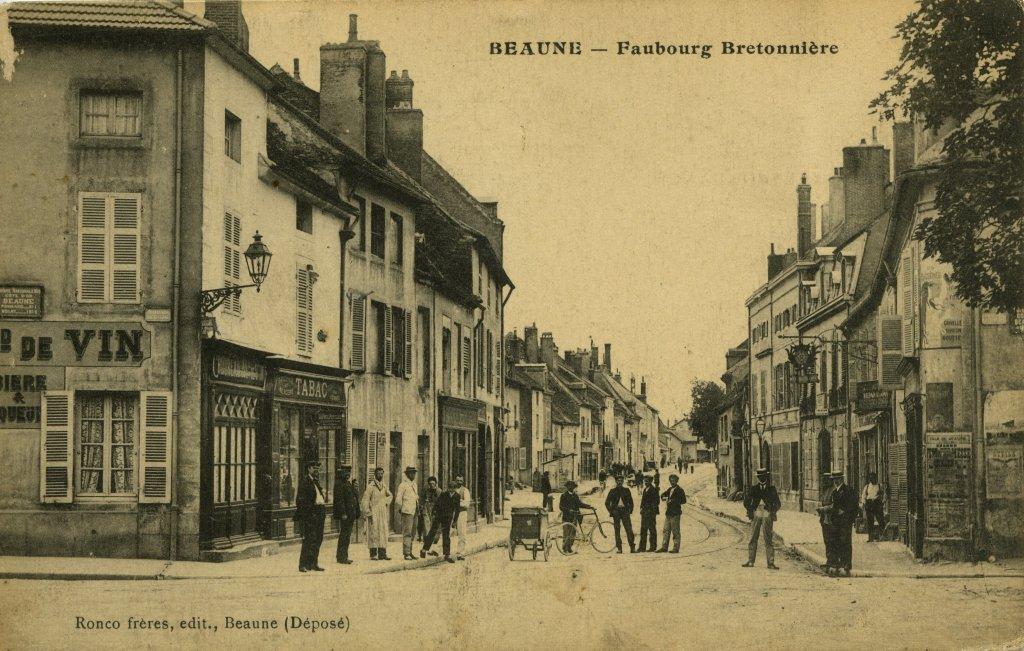 Faubourg Bretonnière