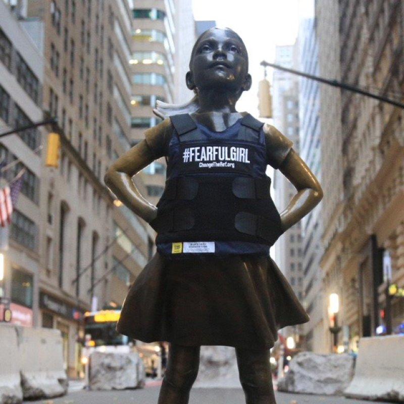 Fearful Girl, © tous droits réservés
