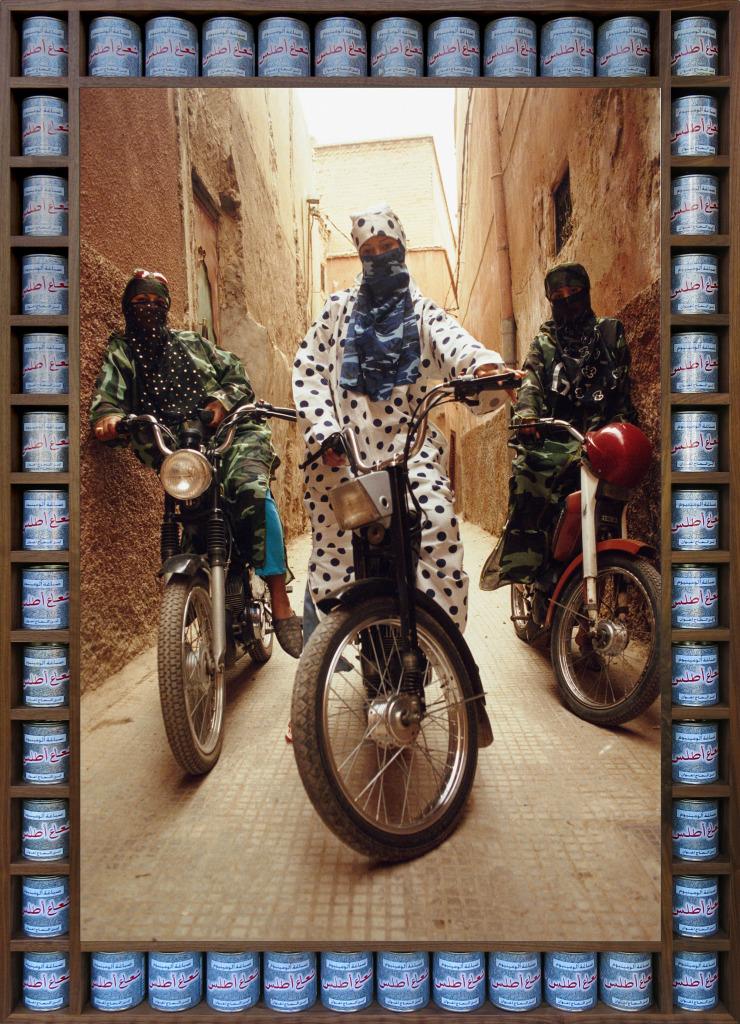 Hassan Hajjaj Odd 1 Out De la série « Kesh Angels »