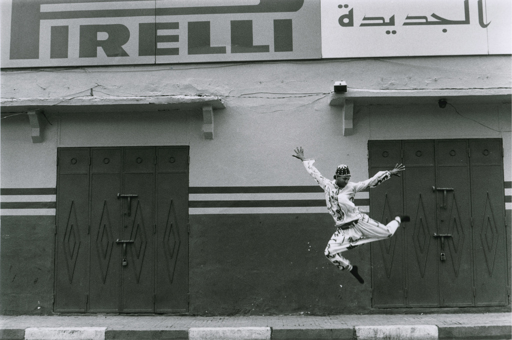 Hassan Hajjaj Untitled De la série « Handprints »
