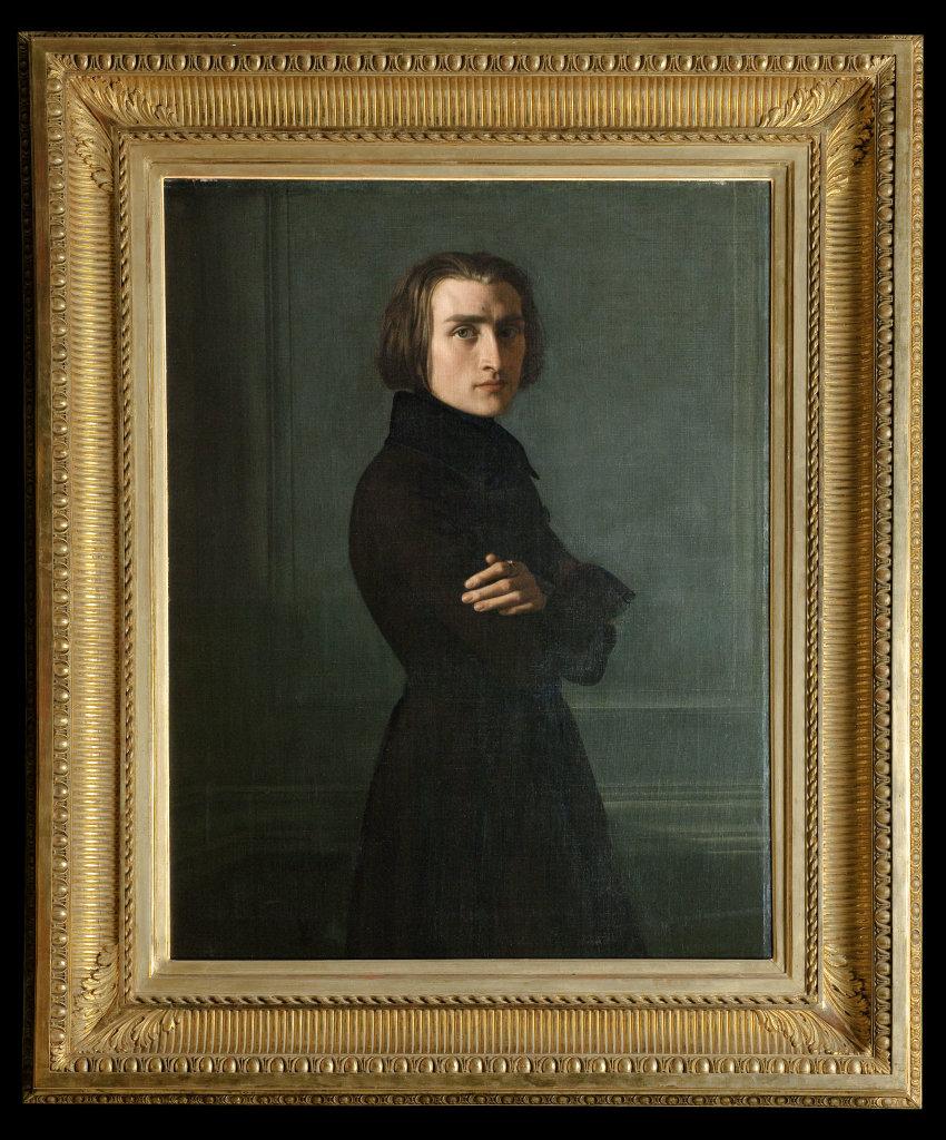 Henri Lehmann, Franz Liszt