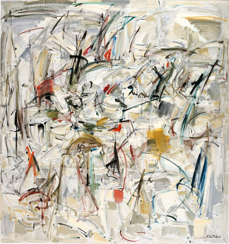 © Estate of Joan Mitchell
