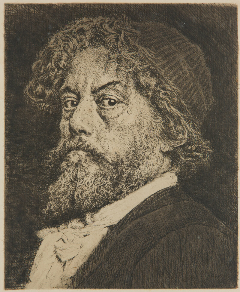 Marcelin Desboutin, Le capitan