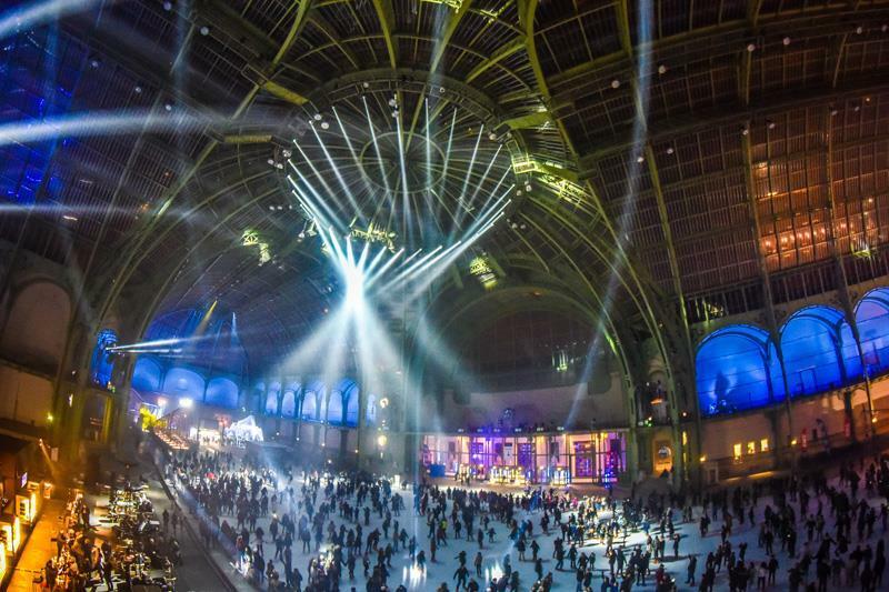 Le grand palais des glaces, Paris tous droits réservés