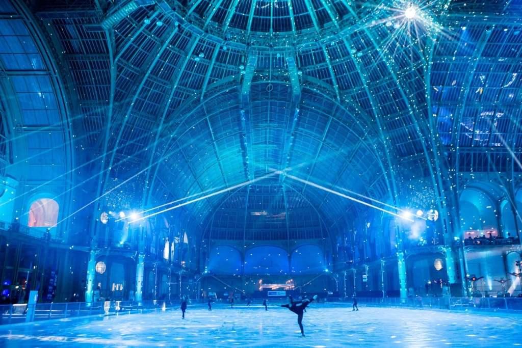 Le grand palais des glaces, tous droits réservés