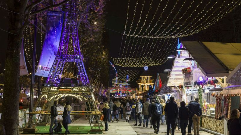 Bon Plan La Magie De Noel Au Jardin Des Tuileries Arts In The City