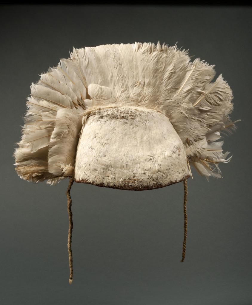 Coiffe de plumes Pérou Culture Inca Horizon récent 1450 – 1532 ap. J.-C.