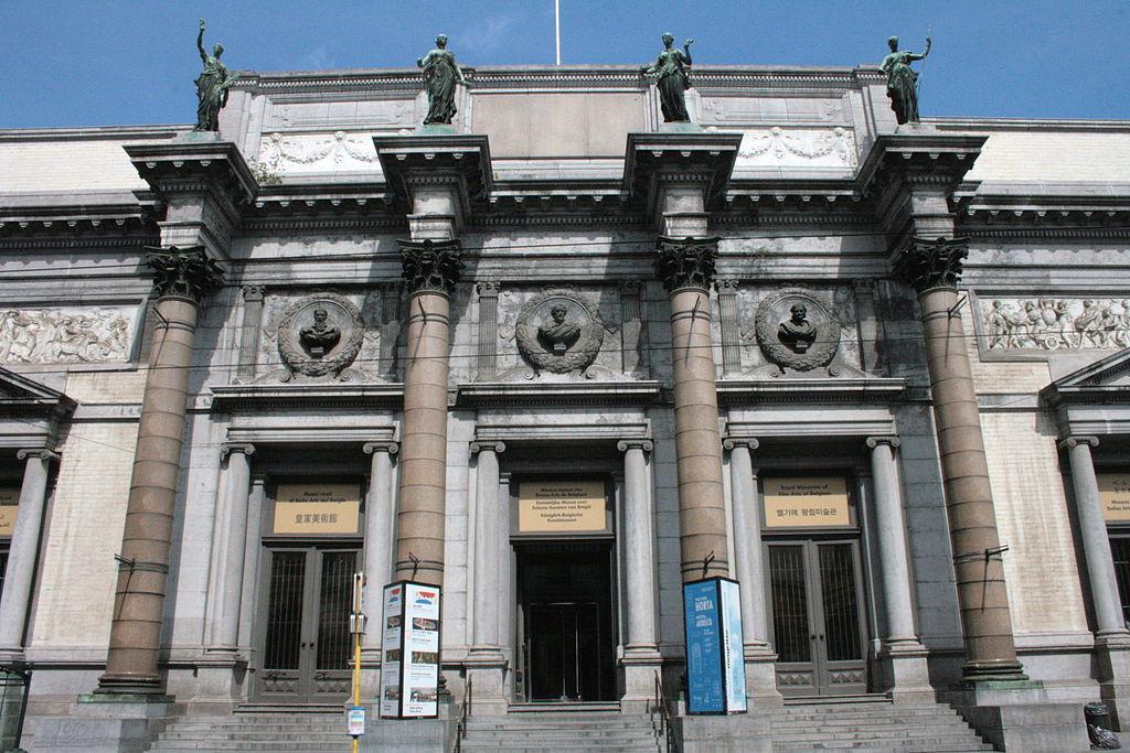 Musées Royaux des Beaux-Arts Belgique
