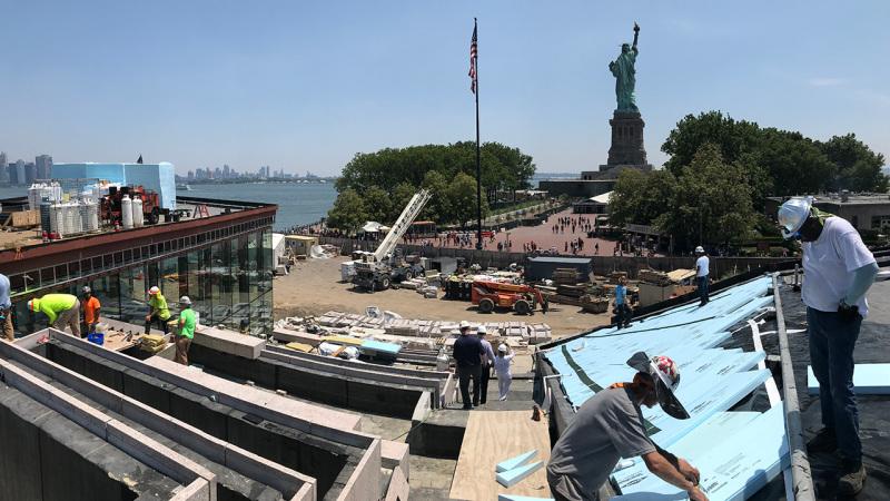 Museum of the Statue of Liberty © Tous droits réservés