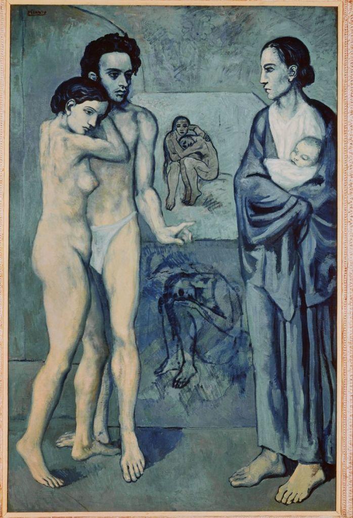 Picasso, La Vie