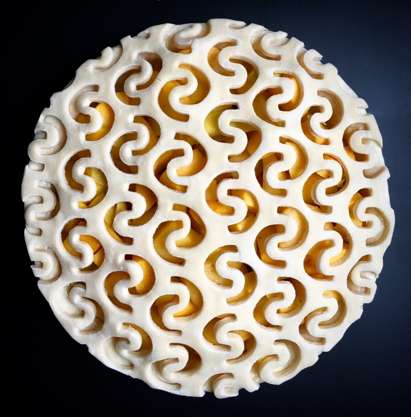 Pie Art 8 © Lauren Ko
