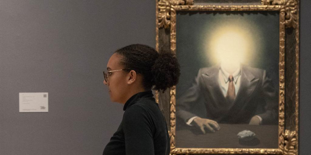 Record de vente pour une Magritte chez Sotheby's