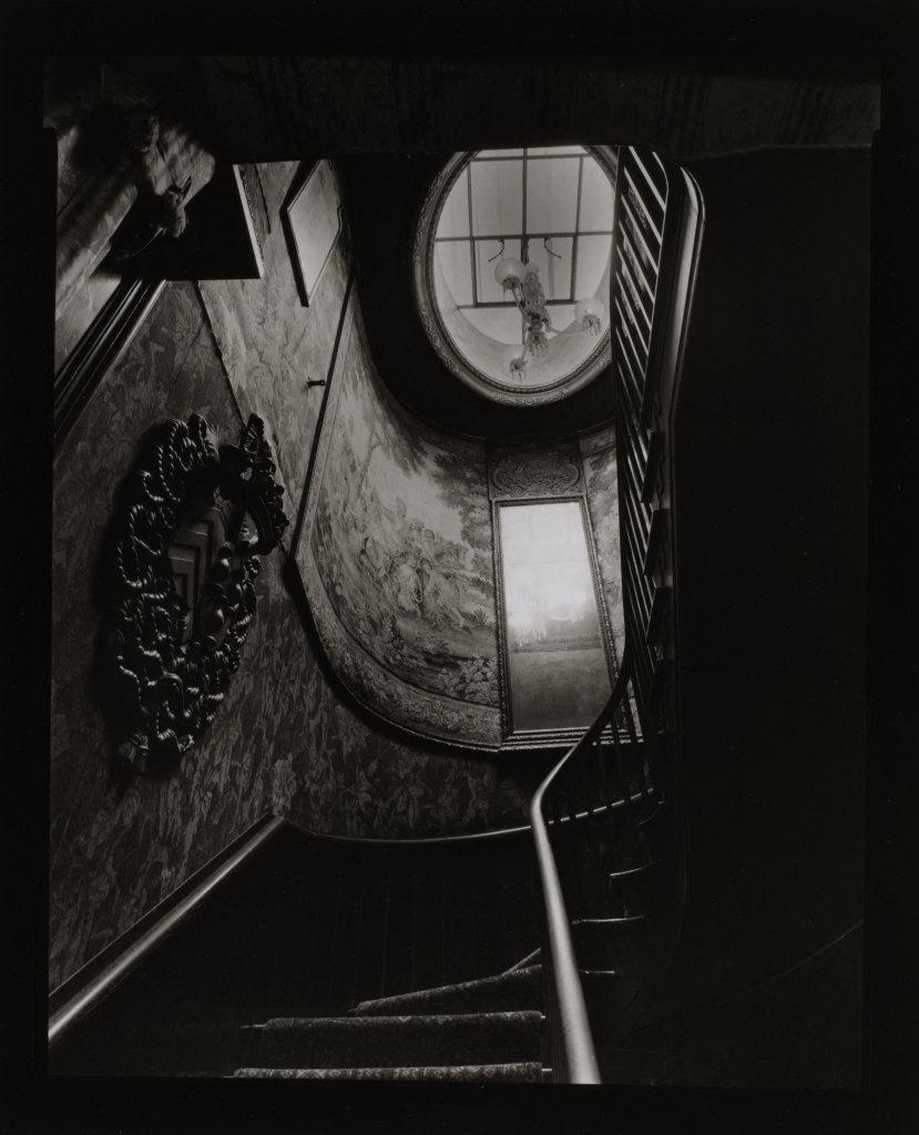 Hauteville House, l'escalier