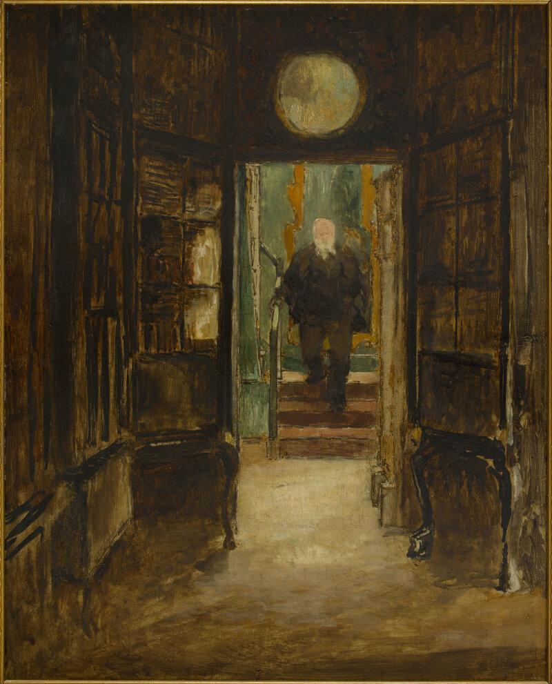 Georges Hugo (1868-1925).