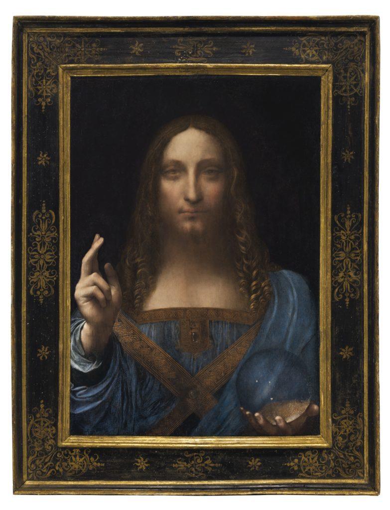 Léonard de Vinci, Salvator Mundi