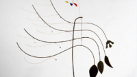 Alexander  Calder,  Four  Leaves and  Three Petals,  1939