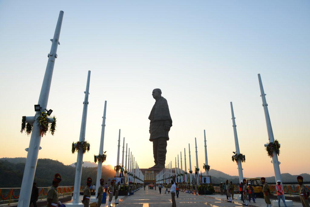 Statue de l'unité