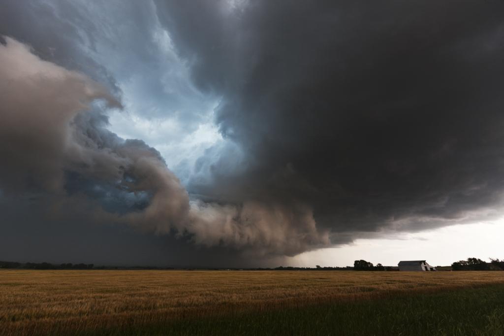 The Big Cloud, © Camille Seaman
