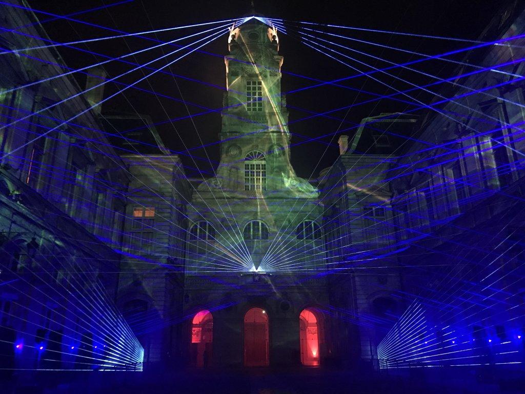 Vue de la Fête des Lumières, Lyon 2018 (2)