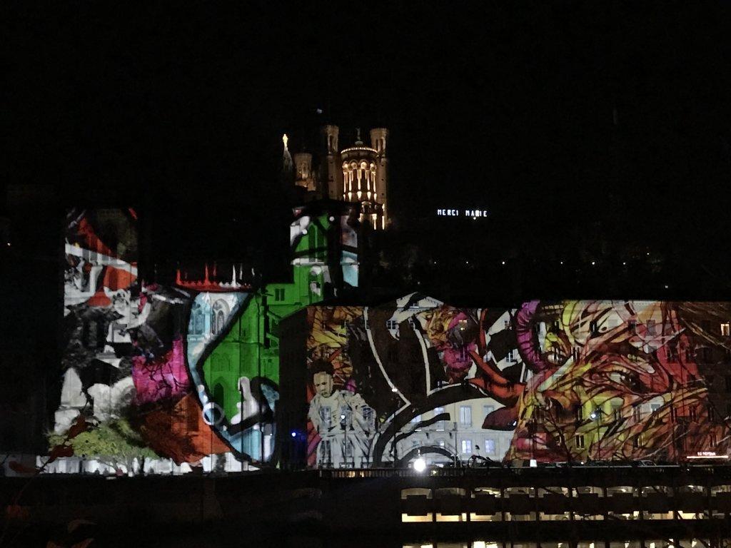 Vue de la Fête des Lumières, Lyon 2018 (22)
