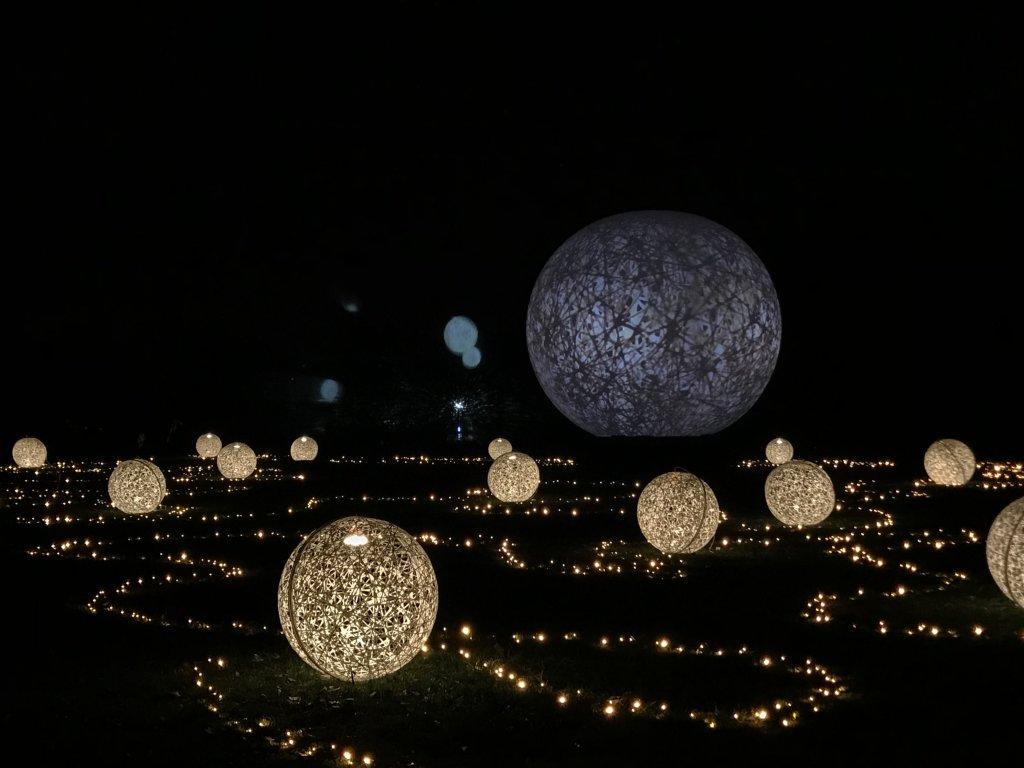 Vue de la Fête des Lumières, Lyon 2018 (3)