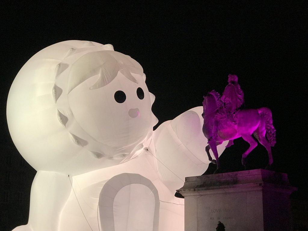Vue de la Fête des Lumières, Lyon 2018 (4)