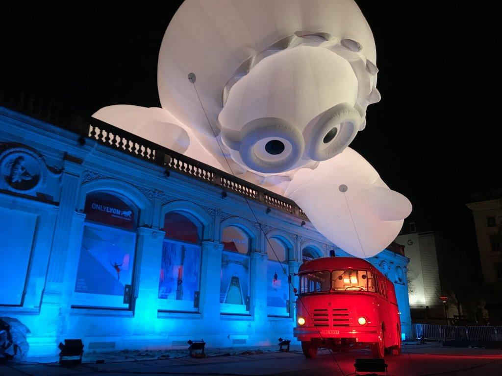 Vue de la Fête des Lumières, Lyon 2018 (5)