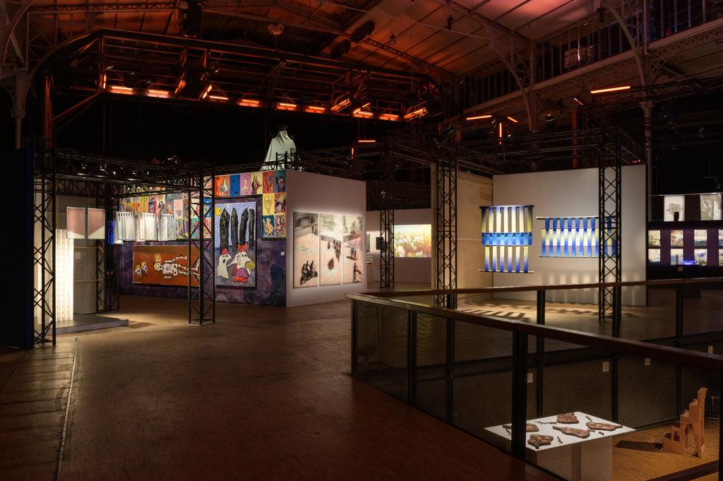 Vue de l'exposition 100 pour 100 écoles (8)
