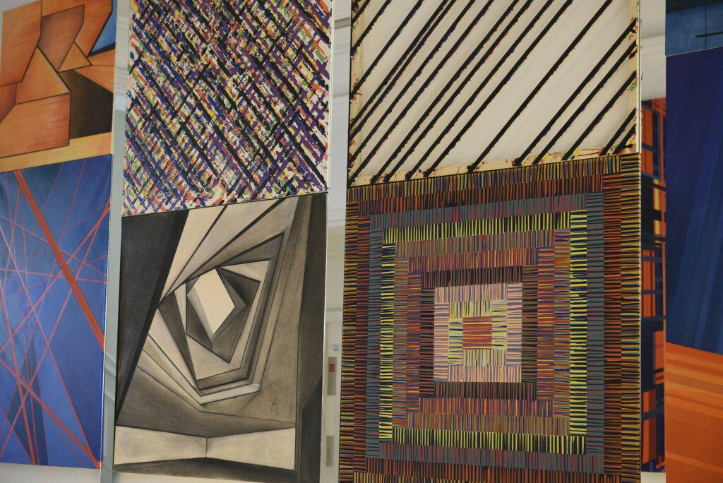 Vue de l'exposition 30 ans et après... - Hôtel des Arts de Toulon (13)