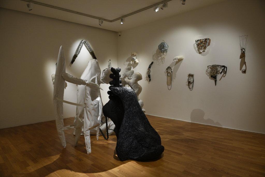 Vue de l'exposition 30 ans et après... - Hôtel des Arts de Toulon (17)