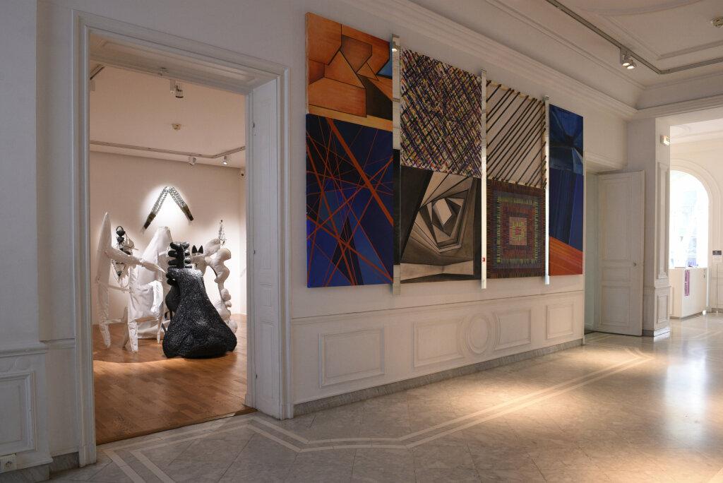 Vue de l'exposition 30 ans et après... - Hôtel des Arts de Toulon (21)