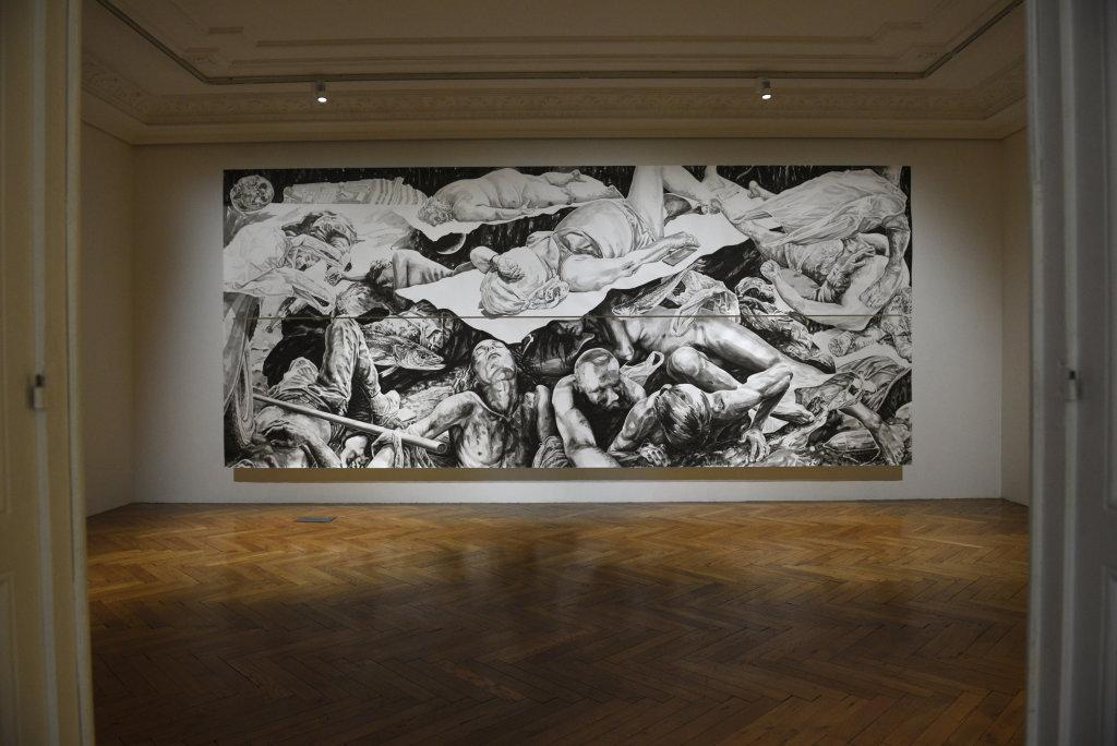 Vue de l'exposition 30 ans et après... - Hôtel des Arts de Toulon (29)