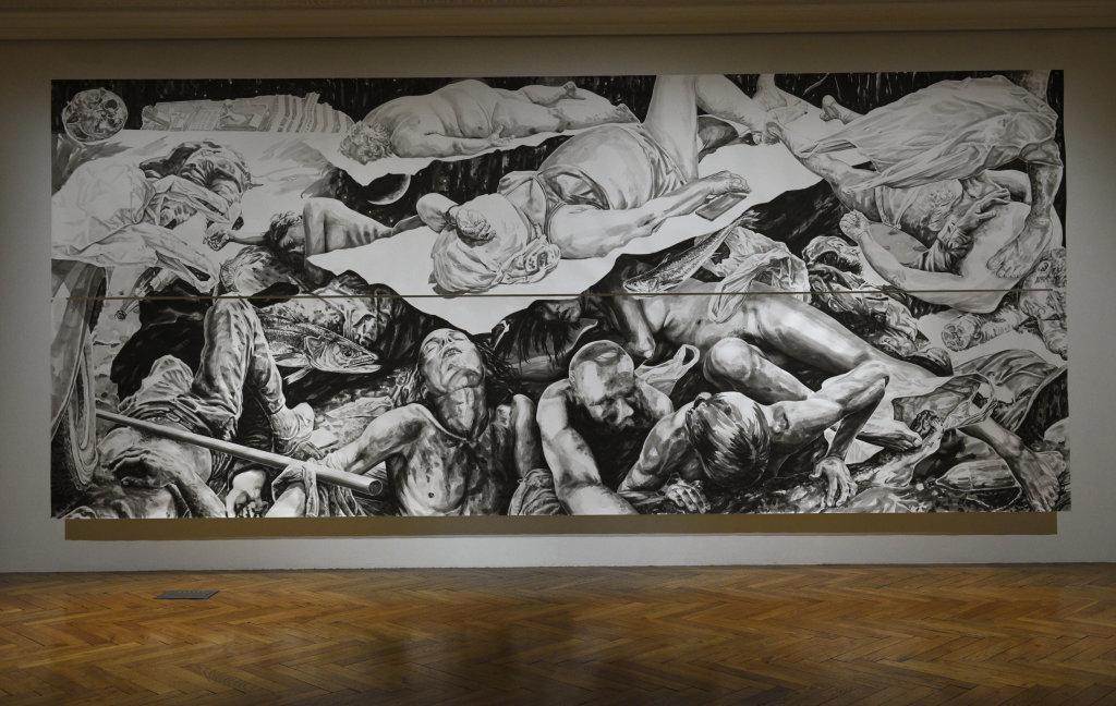 Vue de l'exposition 30 ans et après... - Hôtel des Arts de Toulon (30)
