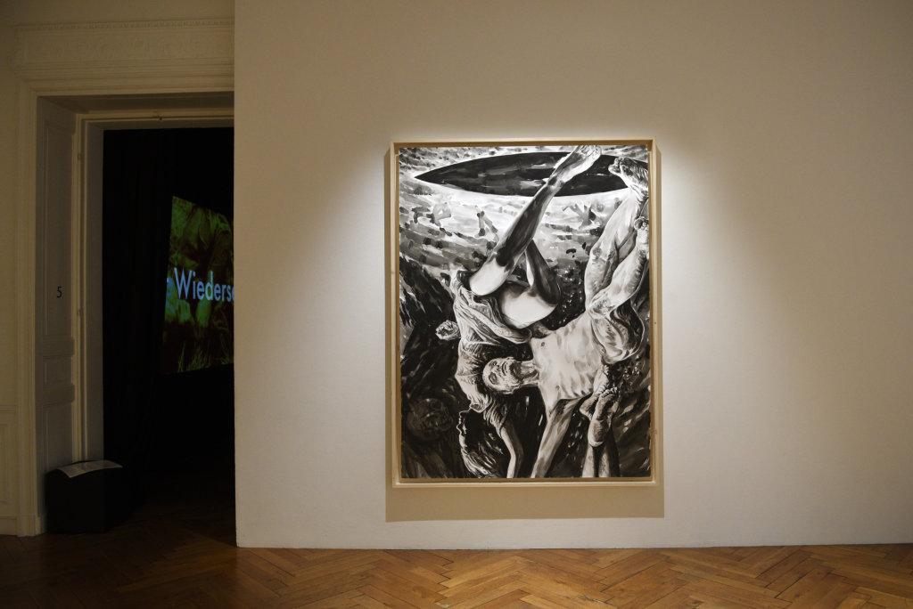 Vue de l'exposition 30 ans et après... - Hôtel des Arts de Toulon (31)