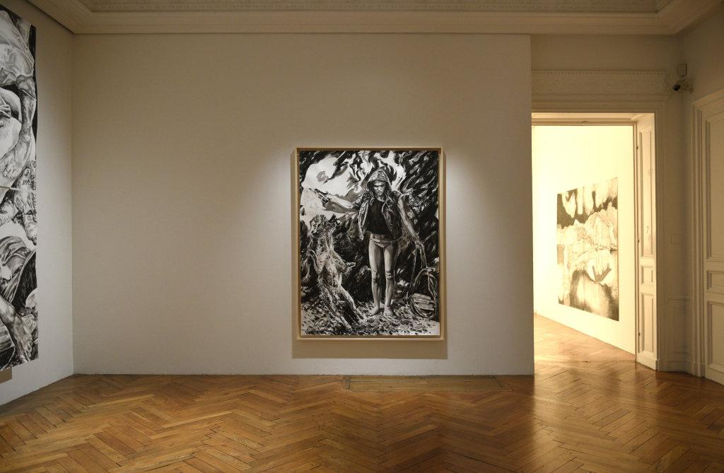 Vue de l'exposition 30 ans et après... - Hôtel des Arts de Toulon (34)