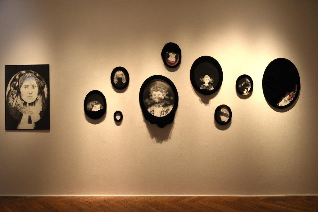 Vue de l'exposition 30 ans et après... - Hôtel des Arts de Toulon (35)