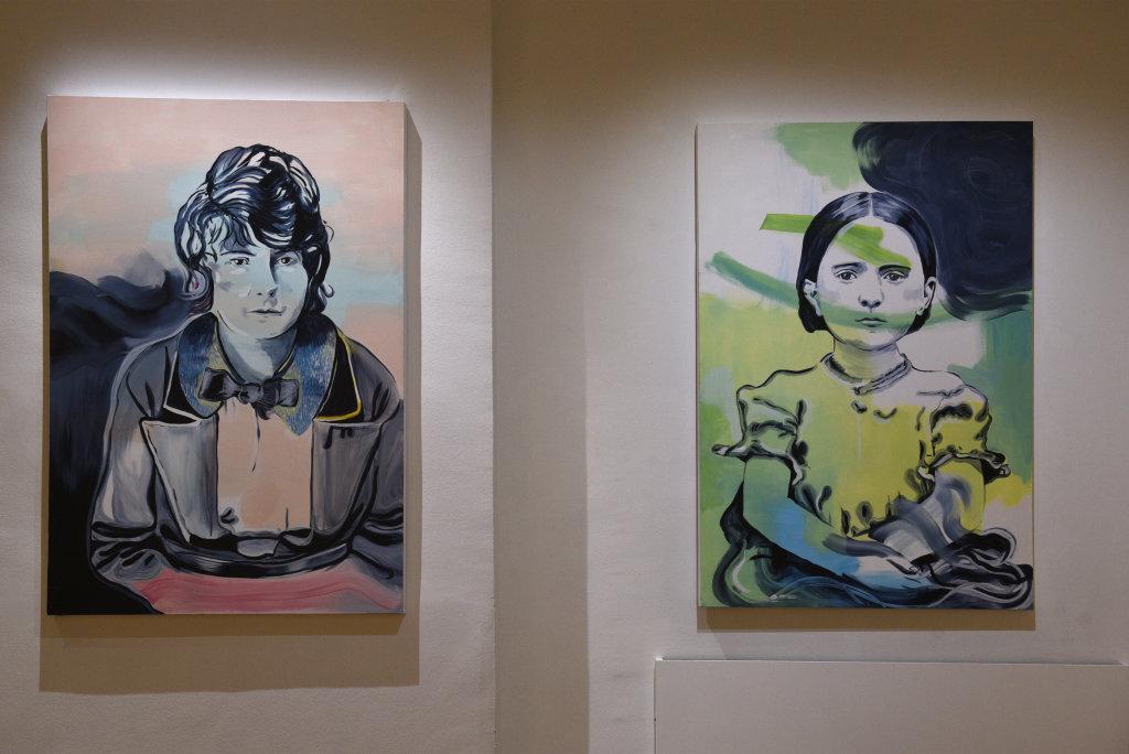 Vue de l'exposition 30 ans et après... - Hôtel des Arts de Toulon (37)