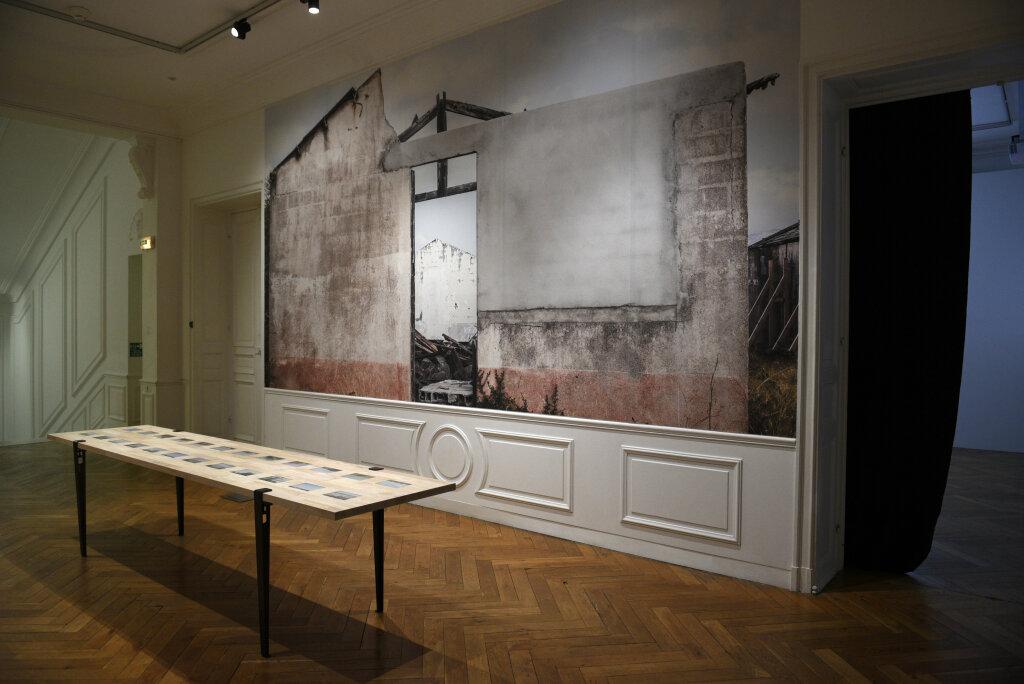 Vue de l'exposition 30 ans et après... - Hôtel des Arts de Toulon (40)