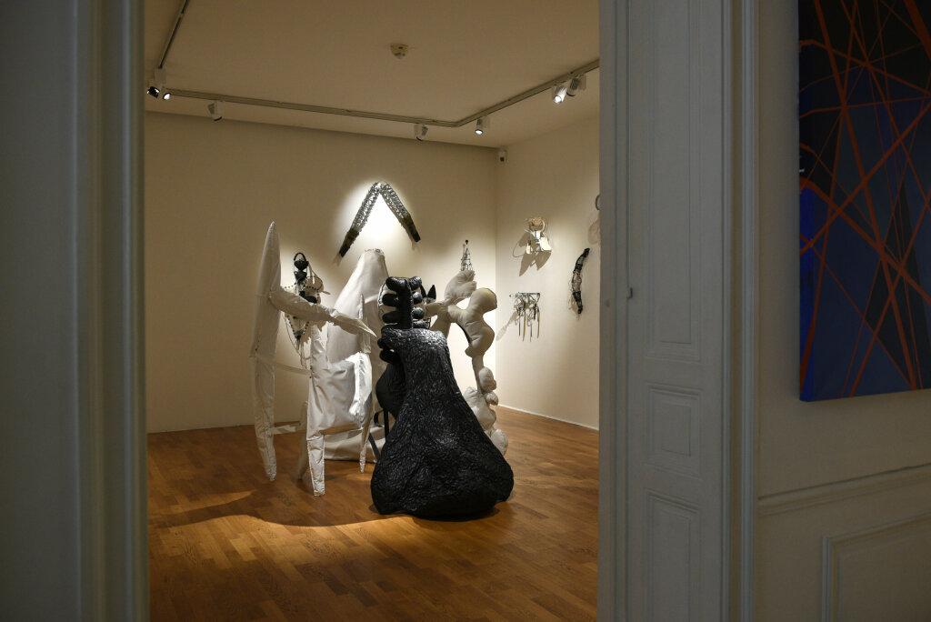 Vue de l'exposition 30 ans et après... - Hôtel des Arts de Toulon (41)