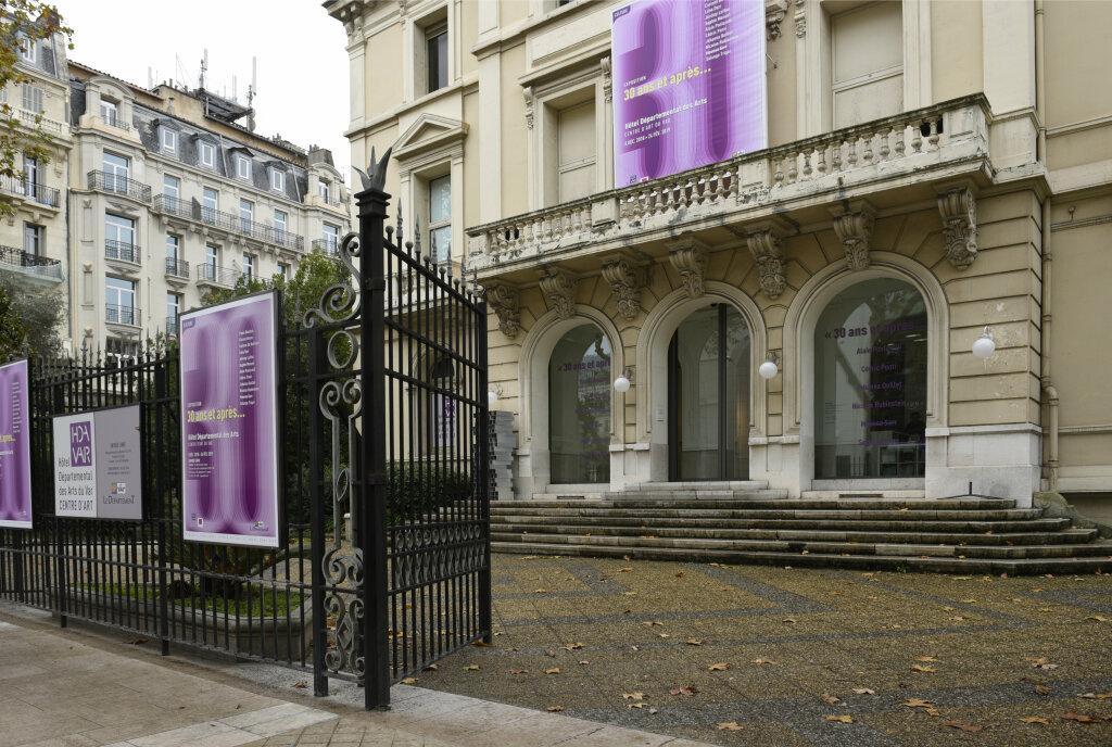 Vue de l'exposition 30 ans et après... - Hôtel des Arts de Toulon (8)