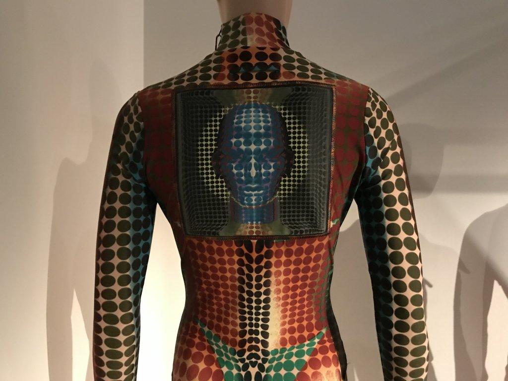 Vue de l'exposition Back Side, Dos à la Mode au Musée Bourdelle à Paris (24)