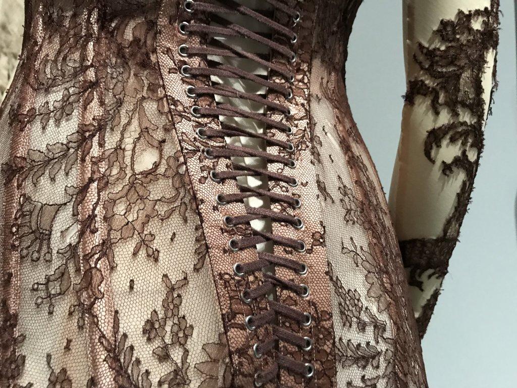 Vue de l'exposition Back Side, Dos à la Mode au Musée Bourdelle à Paris (39)