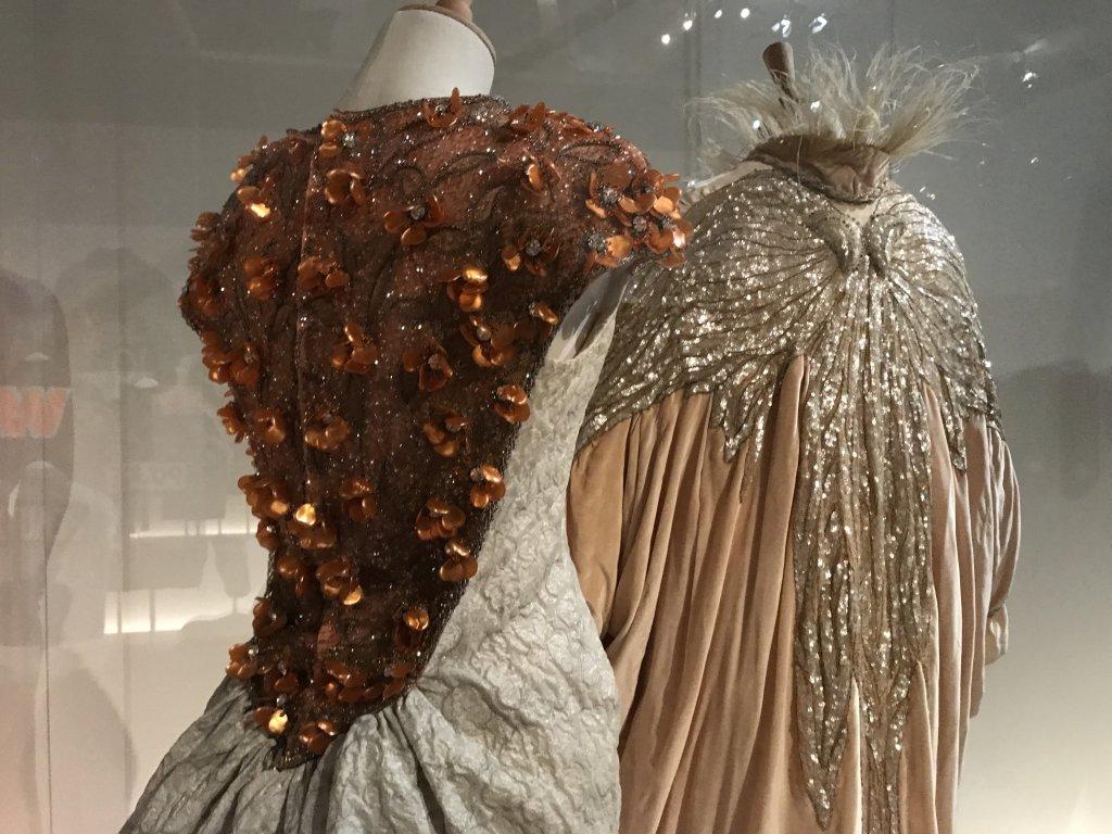 Vue de l'exposition Back Side, Dos à la Mode au Musée Bourdelle à Paris (40)