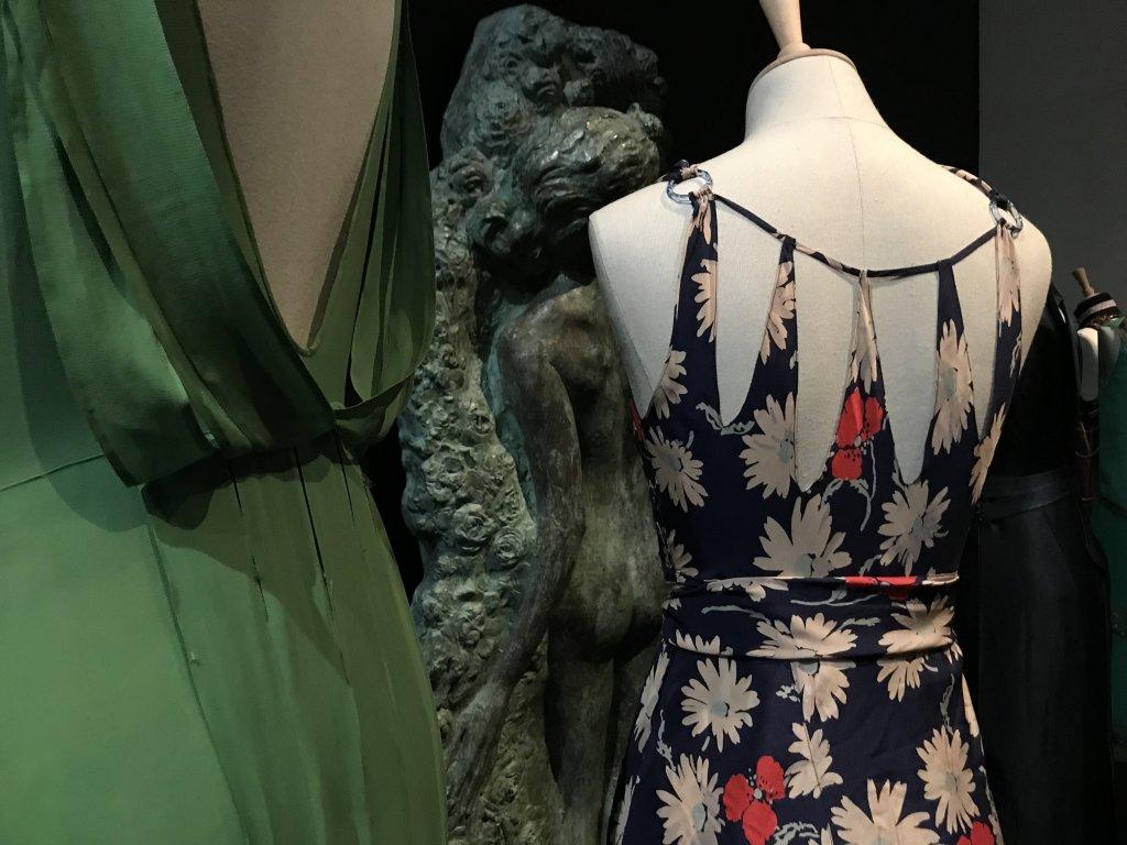 Vue de l'exposition Back Side, Dos à la Mode au Musée Bourdelle à Paris (43)